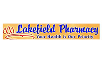 Lakefield Pharmacy Logo