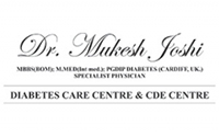 Dr. Mukesh Joshi Logo