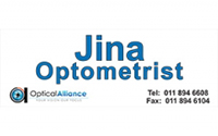 Jina Optometrist Logo