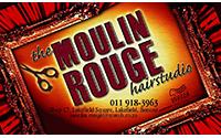 Moulin Rouge Hair Studio Logo