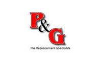 P + G Digital Zone Logo